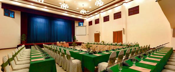 Tổ chức hội nghị, phòng họp