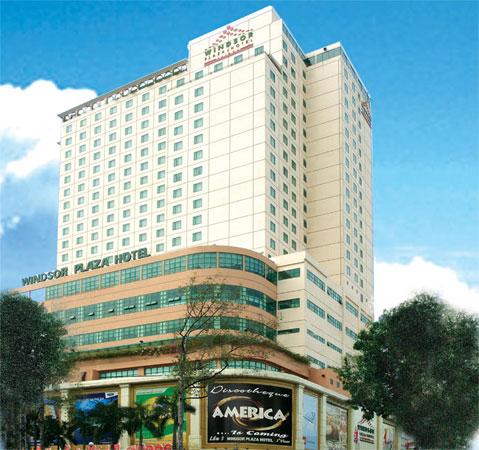 Khách sạn WindSor Hồ Chí Minh