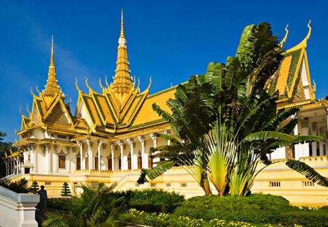 Tour Đà Nẵng – Siêm Riệp – Phnômpênh – Đà Nẵng