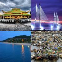 Tour du lịch Tây Nam Bộ