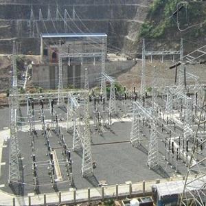 Trạm phân phối điện