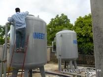 Trạm xử lý nước sản xuất