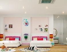 Trần thạch cao cho phòng ngủ