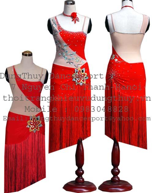 Trang phục biểu diễn nữ