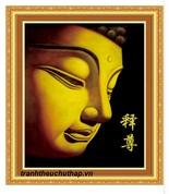 Tranh thêu Phật Tổ