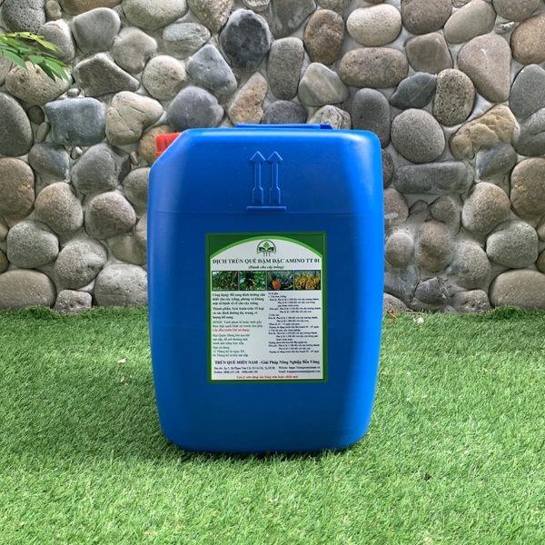 Dịch trùn quế dành cho cây trồng (Can 30L)