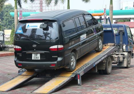 Cứu hộ giao thông tại Bình Phước