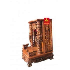 Bàn thờ Thần Tài gỗ Cẩm Lai
