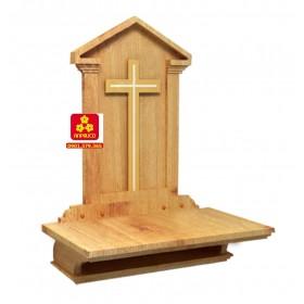 Bàn thờ Chúa gỗ Sồi