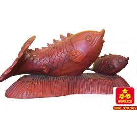 Tượng cá chép