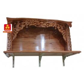 Trang thờ bằng gỗ Xoan