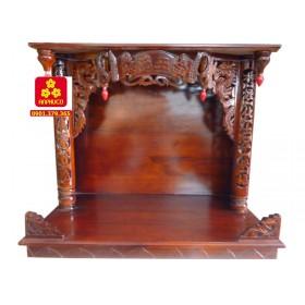 Trang thờ đẹp gỗ Xoan Đào