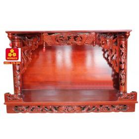Trang thờ gỗ Xoan Đào