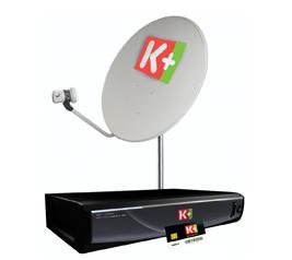 Truyền hình vệ tinh K+