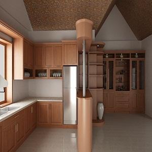 Tủ bếp DT-TB07