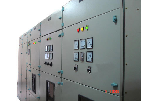 Tủ điện MSB, tu dien MSB