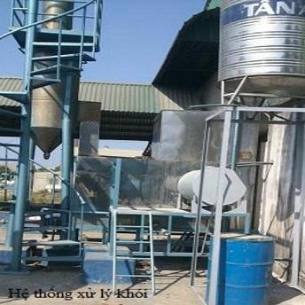 Tư vấn hệ thống xử lý khí thải