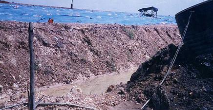 Tư vấn, quy hoạch, thiết kế và xây dựng bãi chôn lấp rác