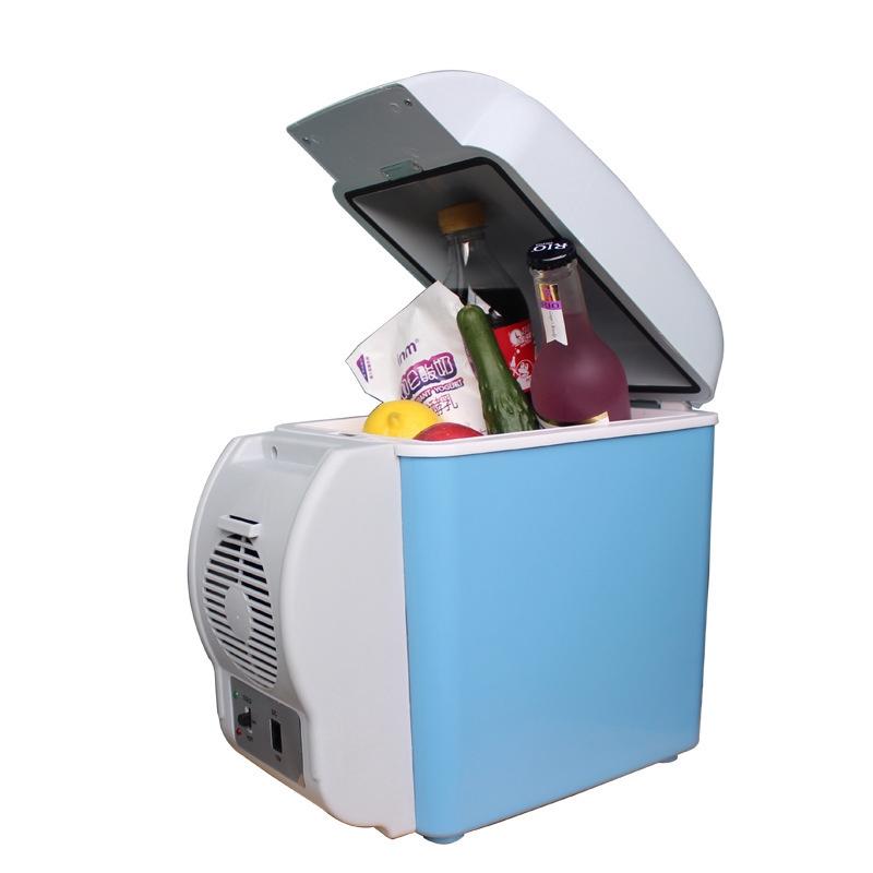 Tủ lạnh mini 12v 7.5l cho xe hơi