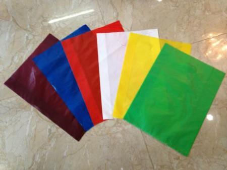 Túi HDPE màu