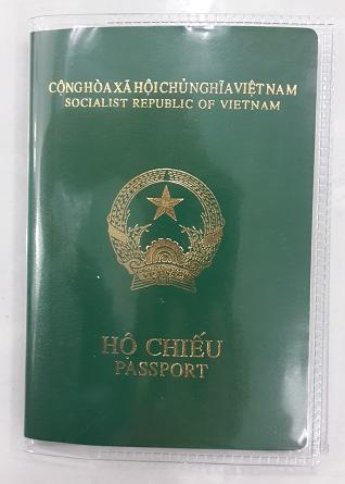 Túi hộ chiếu/ Túi PVC hộ chiếu