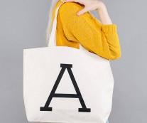 Túi vải thời trang