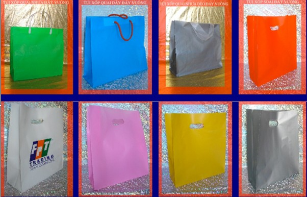 Túi xốp - shopping 02