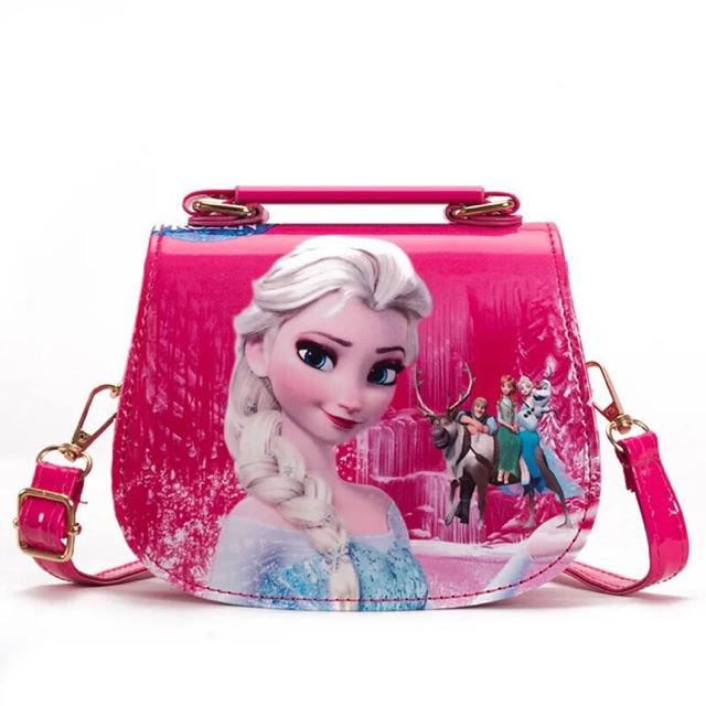 Túi đeo chéo Elsa cho bé gái
