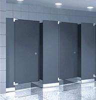 Vách ngăn phòng vệ sinh iCUBE Metal Series