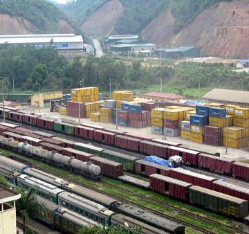 Vận chuyển đường sắt