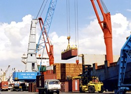 Vận chuyển hàng container nội địa