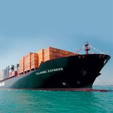 Vận chuyển hàng hoá đường biển