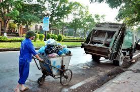 Vận chuyển và xử lý rác