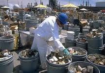 Vận chuyển xử lý chất thải công nghiệp