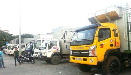 Vận tải hàng nội địa
