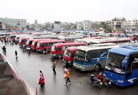 Vận tải hành khách bằng ô tô