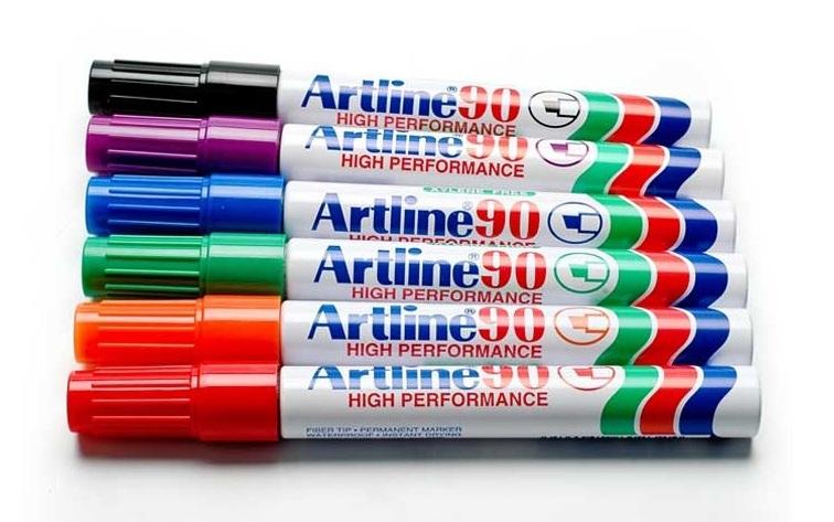 Bút dạ dầu các màu HL2016