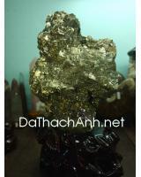 Vàng găm phong thủy