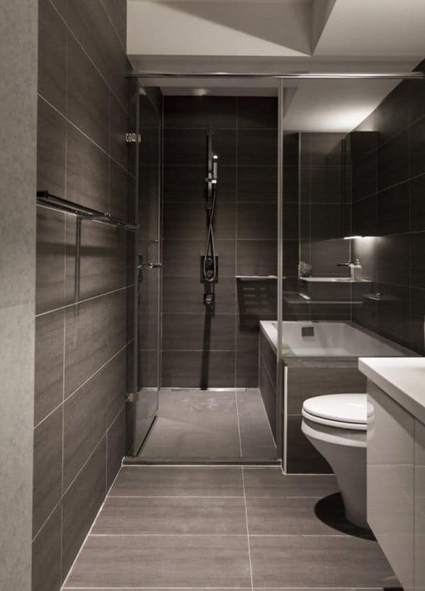 Ốp lát đá phòng tắm