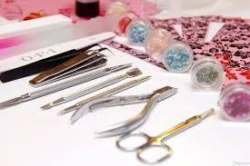 Vật tư ngành nail, dụng cụ ngành nail