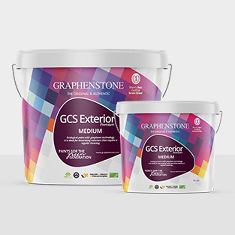 Sơn GCS Exterior Premium