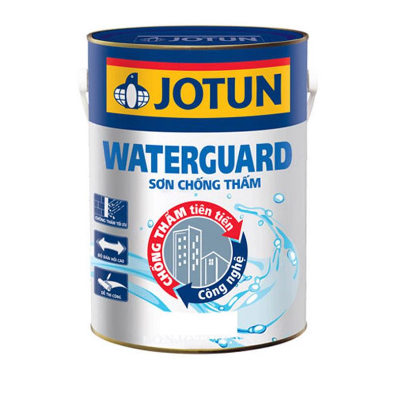 Sơn Jotun Waterguard cao cấp
