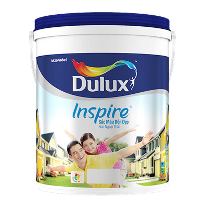 Dulux Inspire ngoại thất sắc màu
