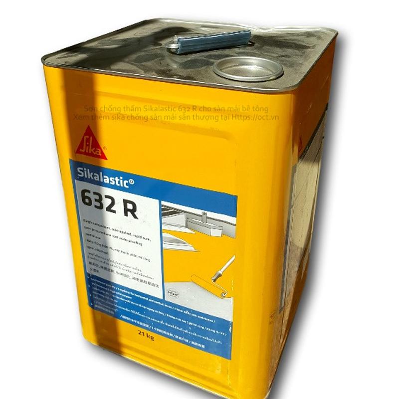 Hóa chất chống thấm Sika Lastic 632R