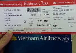 Vé máy bay nội địa