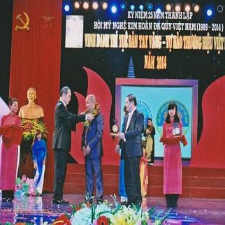 Vinh Doanh Doanh Nhân Rạng Danh Đất Việt