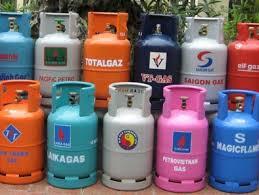 Vỏ bình gas