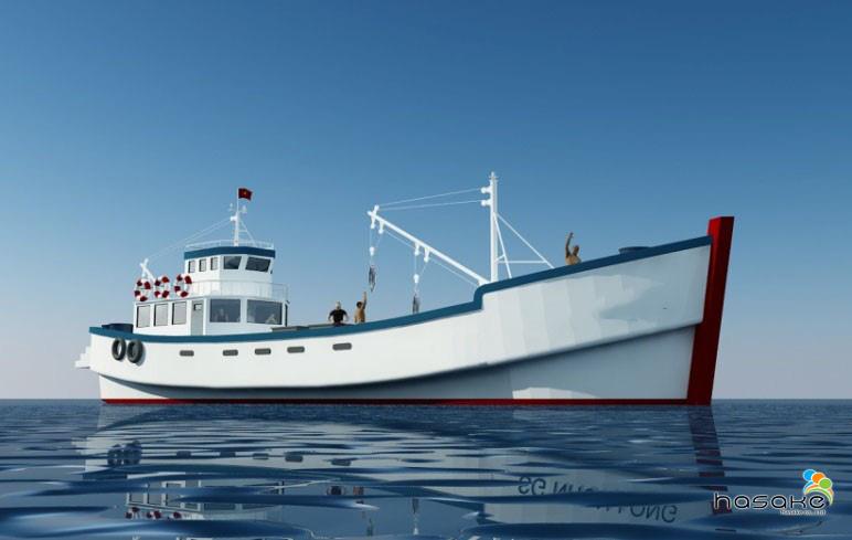 Vỏ cano tàu thuyền