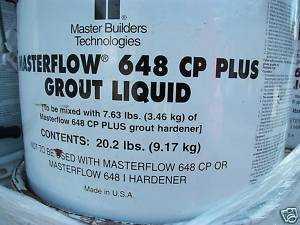 Vữa không co ngót Masterflow 648 CP