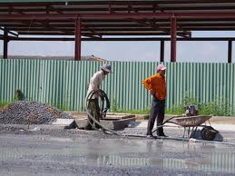 Xây dựng sửa chữa đường cống